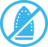 no iron performance icon